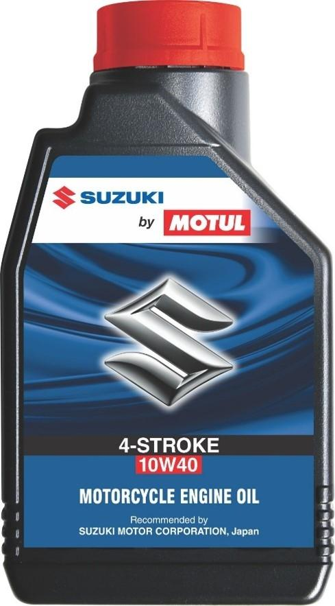 Motul SAE 10W40 4-Stroke Engine Oil - 1 L