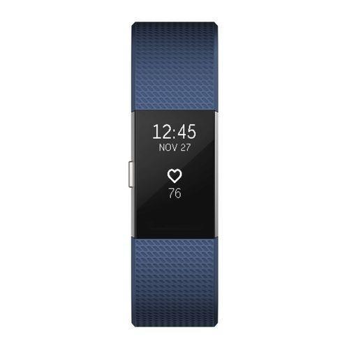 Fitbit Blue Charge 2 Fitness Wristband (Unisex) - FB407SBU