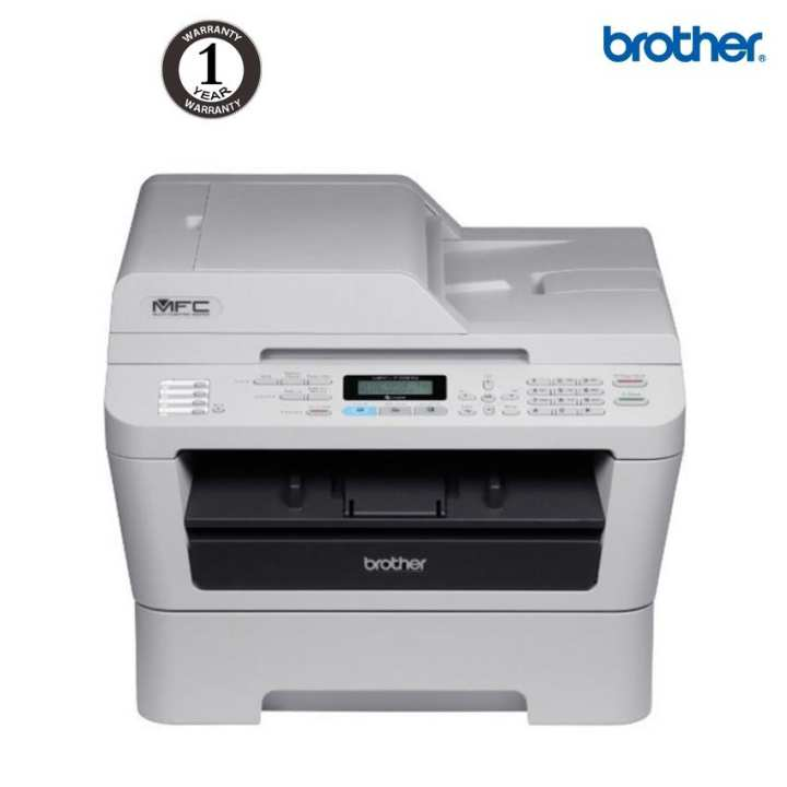 MFC7360 Monochrome Printer with Scanner, Copier & Fax and built in Networking