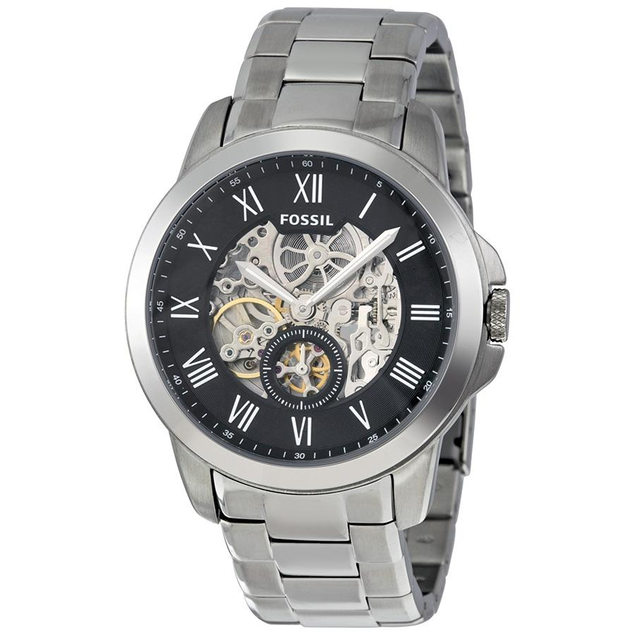 Buy Fossil Watch Men Business Watches At Best Prices Online In Nepal Me3140 Grant Sport Automatic Skeleton Dial Lugage Leather Me3055 Black For Mens