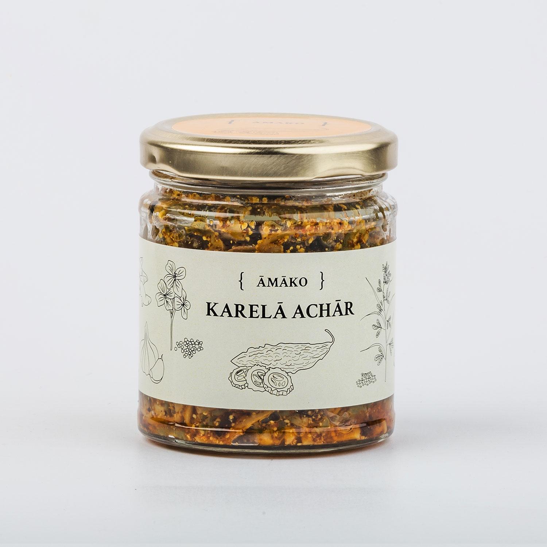 AMAKO Karela Achar - 200g