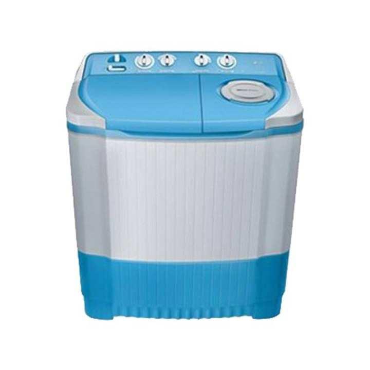 LG TT-100R3S 9.0 Kg Semi Auto Top Load Washing Machine - (Blue/White)