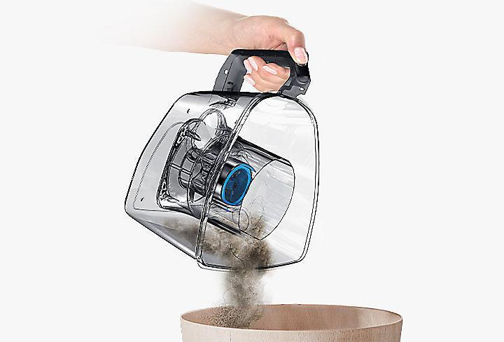Hassle-free-dustbin-cleaning