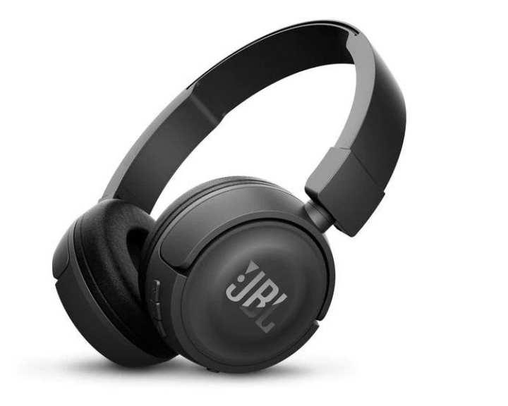 JBL JBLT450BTBLK Over The Ear Wireless Headpone - Black