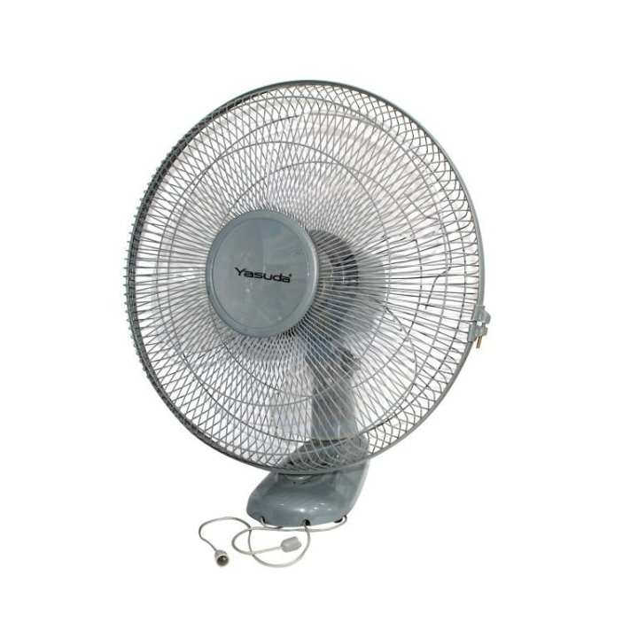 Yasuda YS-WF444G 16'' Wall Fan - Grey