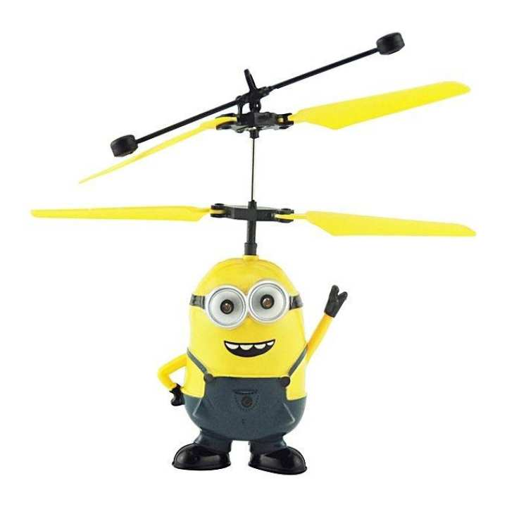 Top Fly Toys RC Despicable Me Minion Helicopter