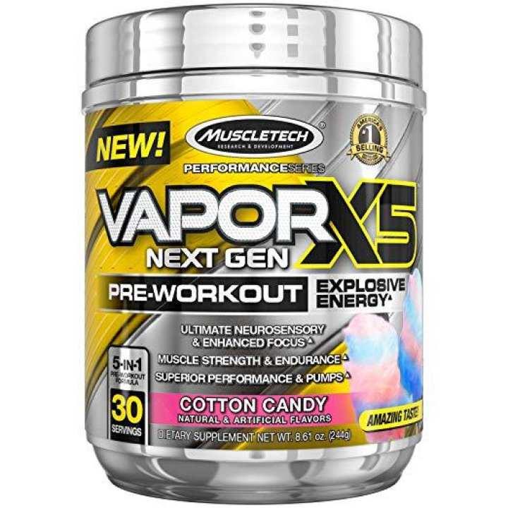MuscleTech Nutrition Vapor X5