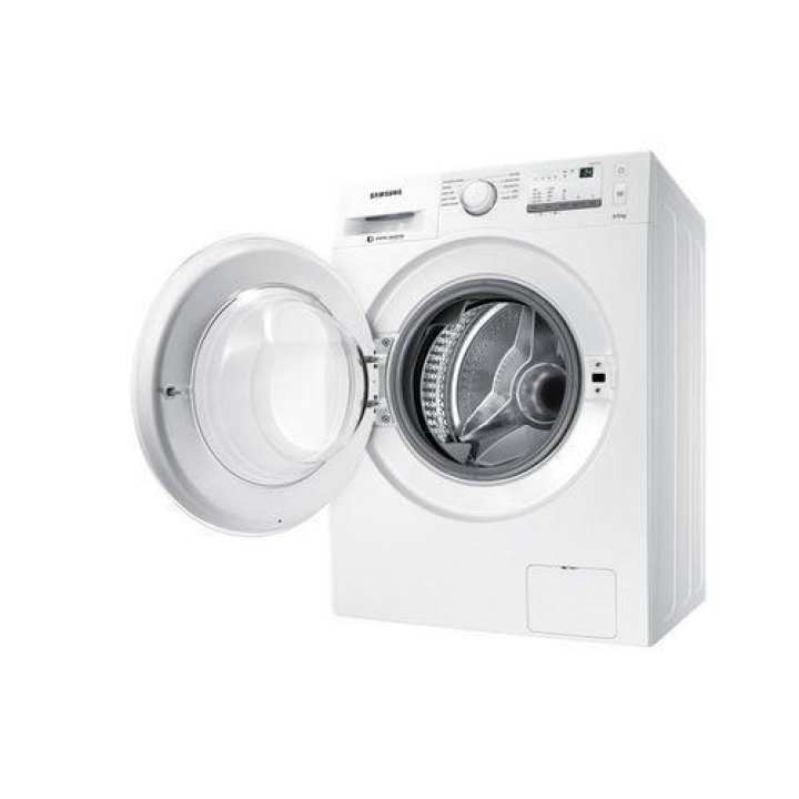 Samsung WW80J3237KW 8 KG Fully Automatic Front Load Washing Machine - (Silver)