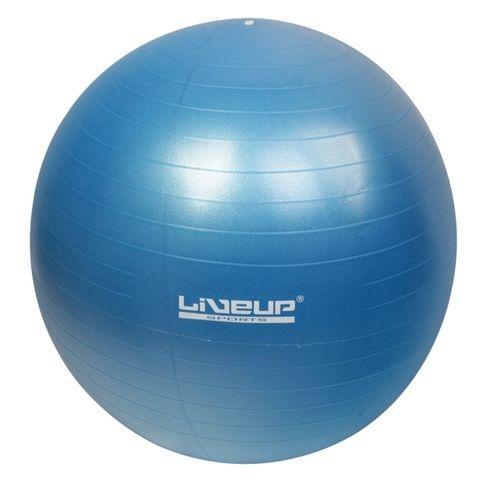 LS3222 Anti-Burst Gym Ball 65cm- Blue: Buy Online at Best Prices in Nepal |  Daraz.com.np