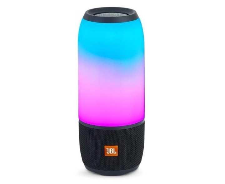 JBL JBLPULSE3BLKEU Portable Bluetooth Speaker - Black