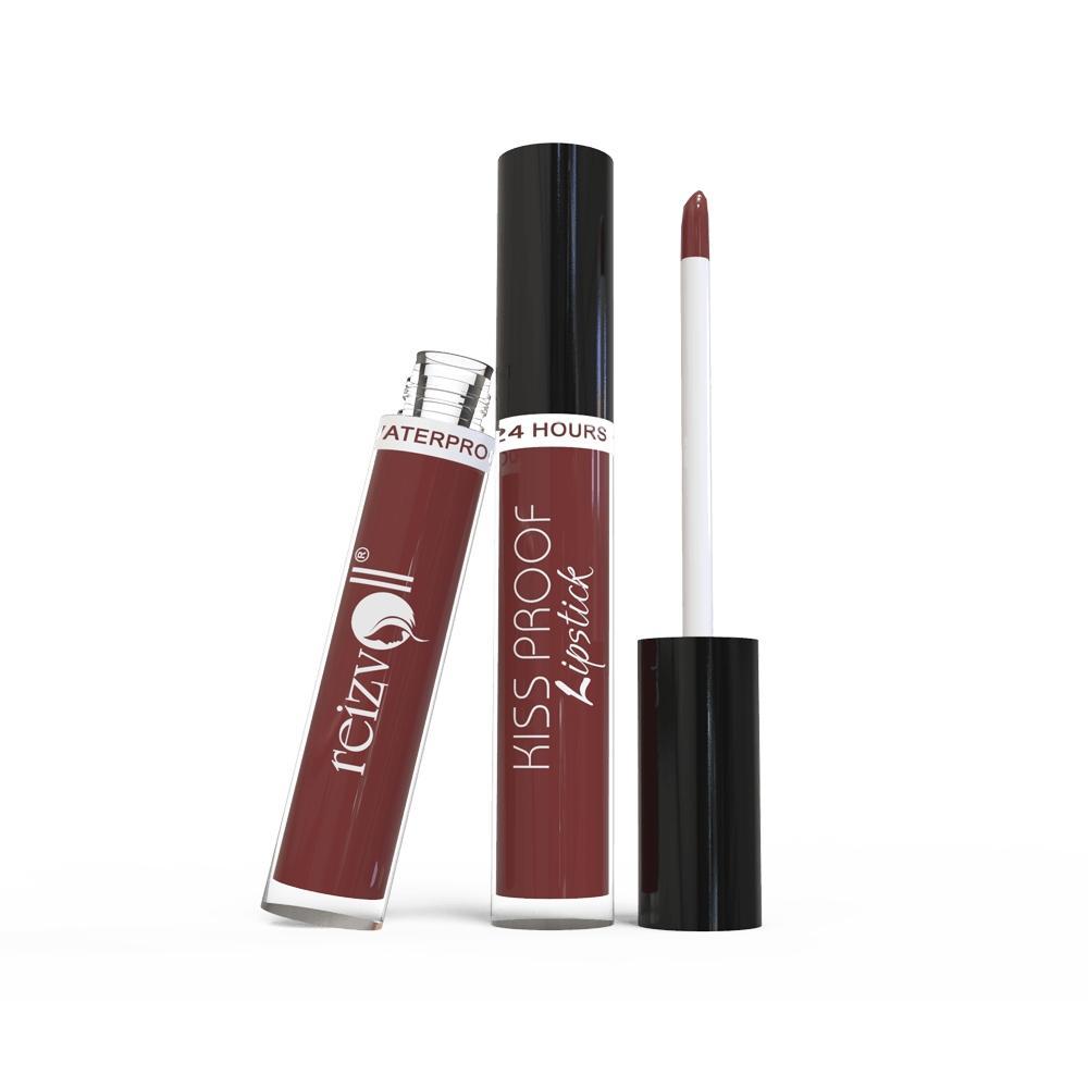 Reizvoll Kissproof Liquid Lipstick - Cherry Red
