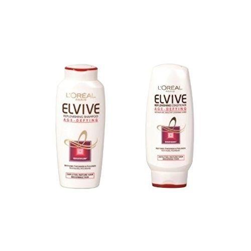 L'Oreal Paris Elive Age Defying Effect Shampoo 200ml - OAP172