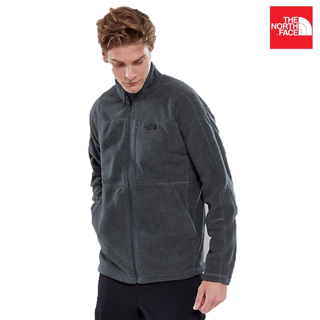 a6df9d99be The North Face A2UAO 200 Shadow Jacket For Men - Fusebox Grey Black Heather