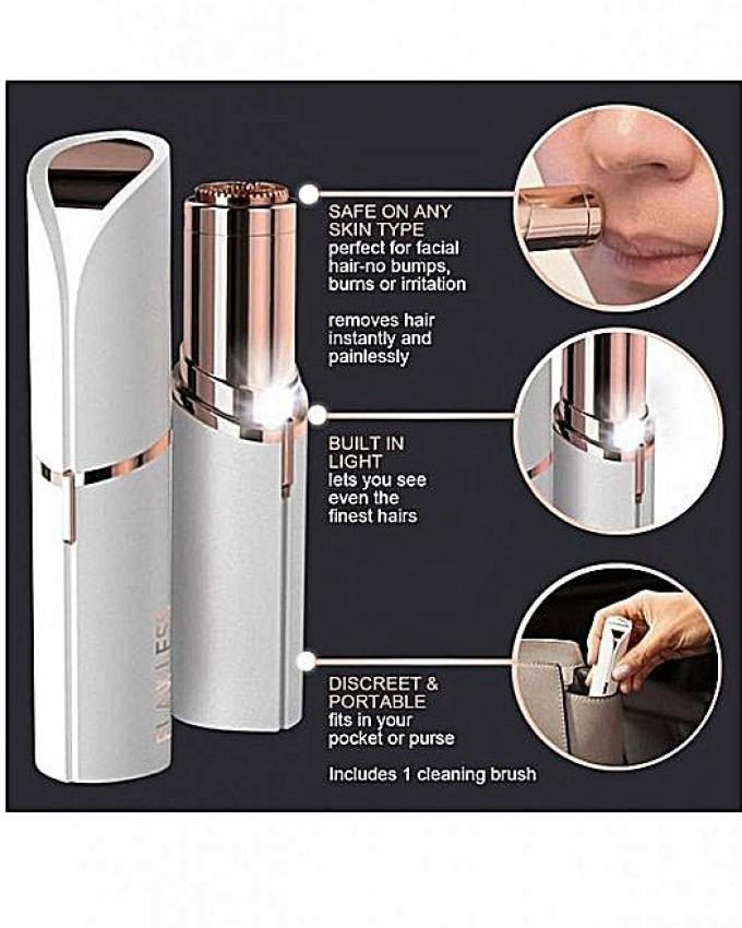 Flawless Facial Hair Remover Finishing Touch Buy Online At Best
