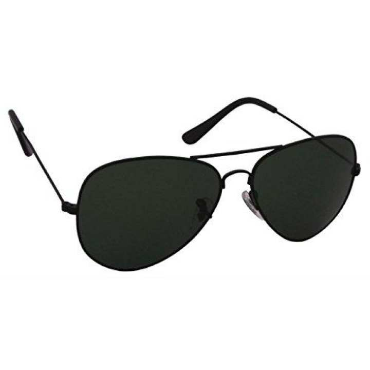 Aviator Classic Green Lens Sunglass For Men