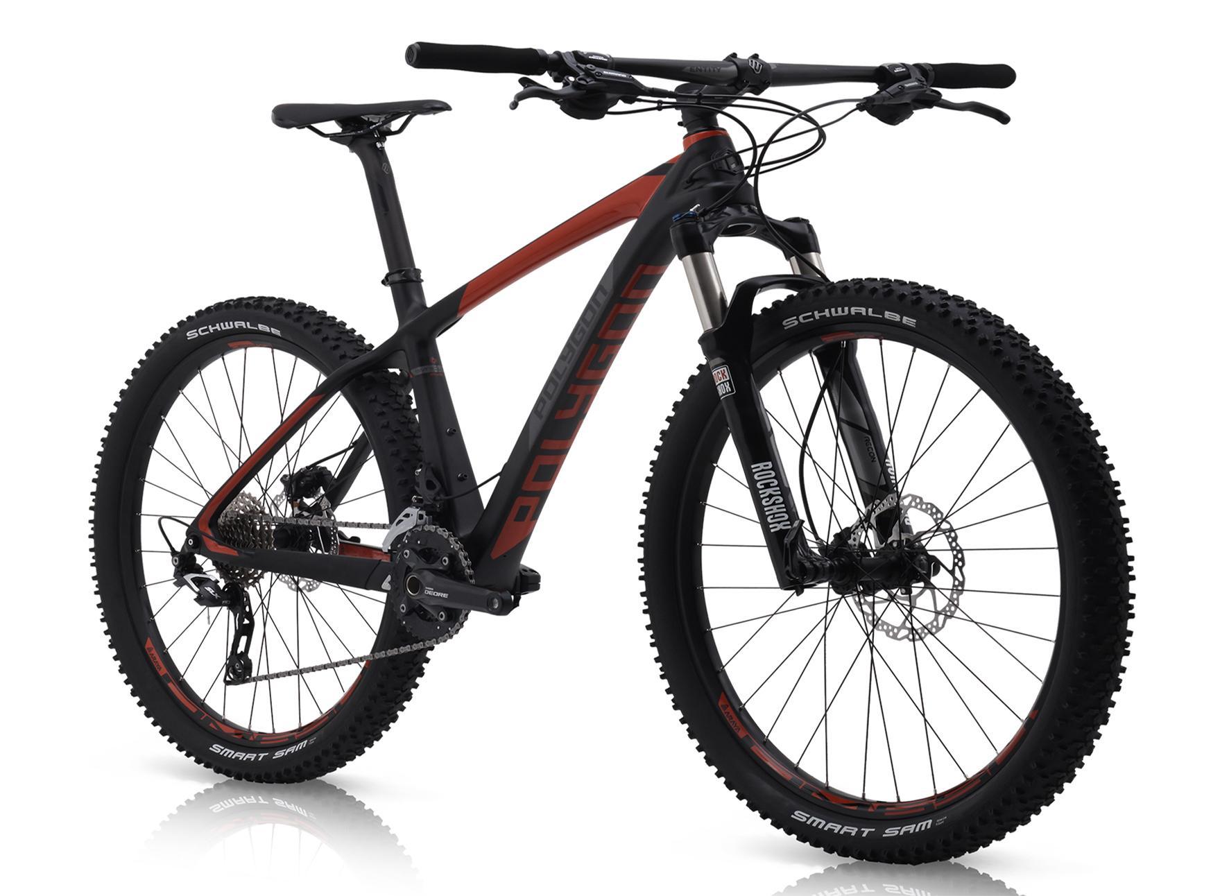Polygon Syncline 5 XC Full Carbon Frame Mountain Bike