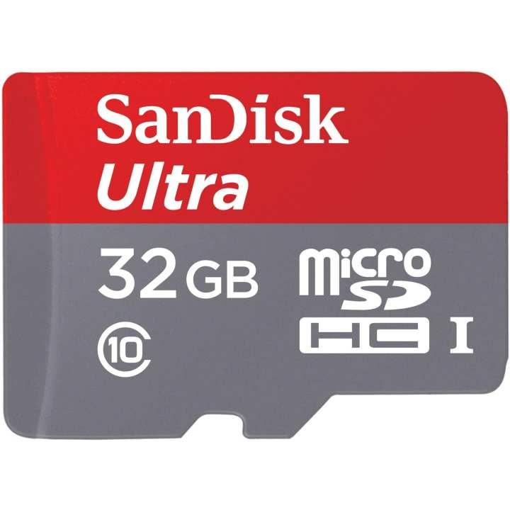 SanDisk SanDisk Extreme High Speed MicroSD Card - 32GB