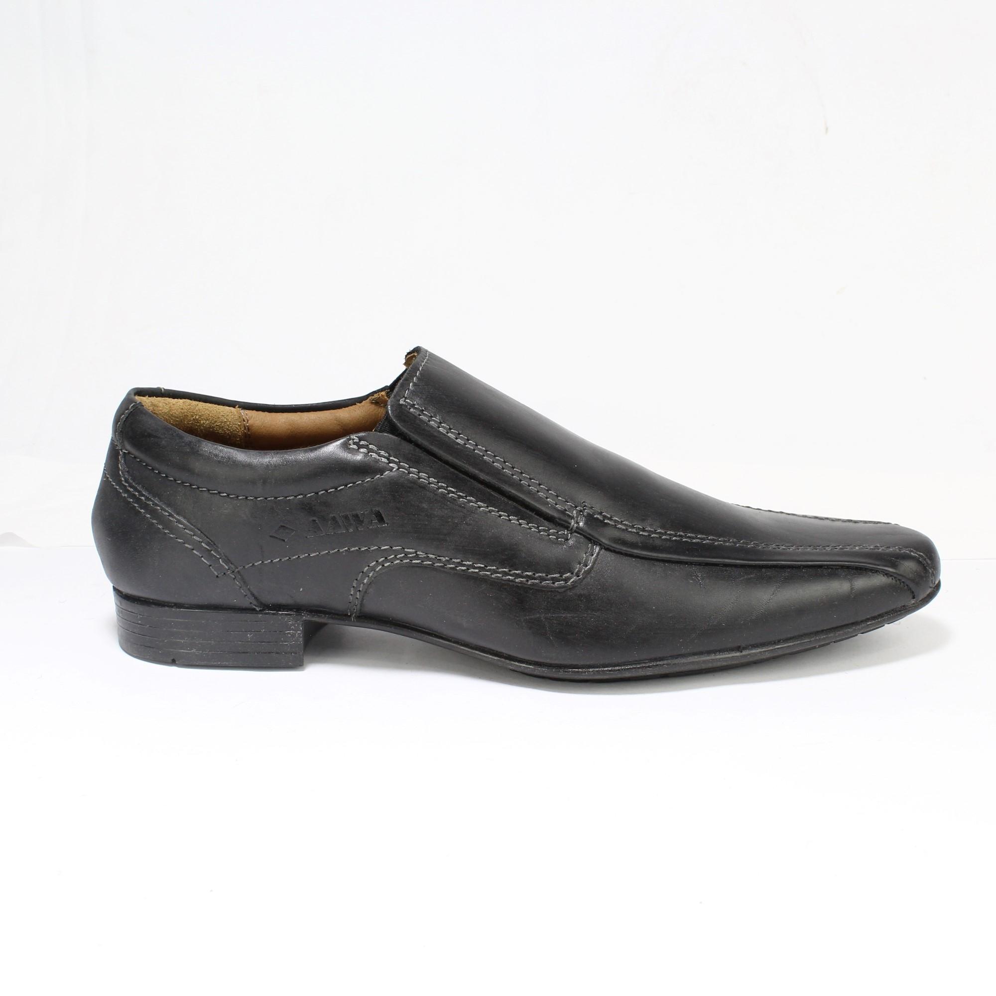 AAWA Black Formal Slip On Shoes For Men 2da47d9e5