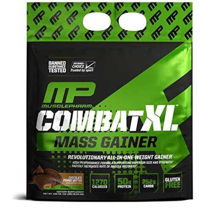 COMBAT MASS GAINER XL 12 lbs