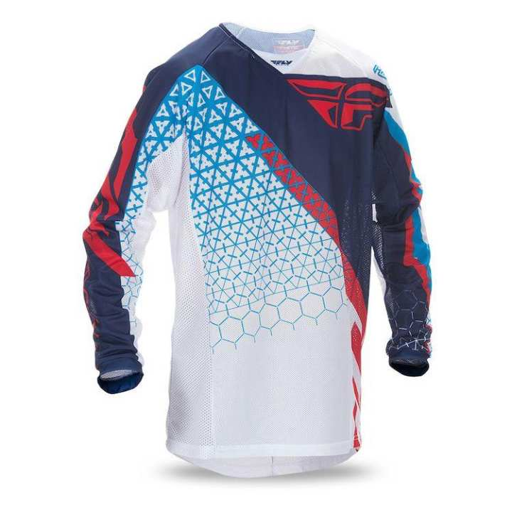 Fly Racing Trifecta Mesh  Jersey