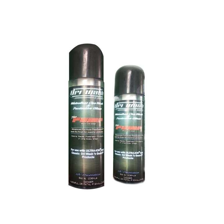 Dry Wash And Guard (AIRosol Pump Sprayer)
