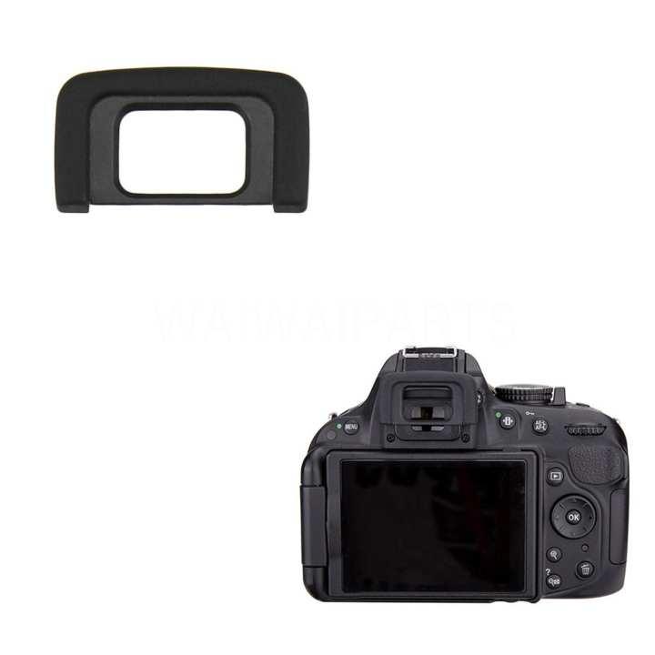 Canon EOS 650D DSLR Camera Rubber EyeCup Eyepiece