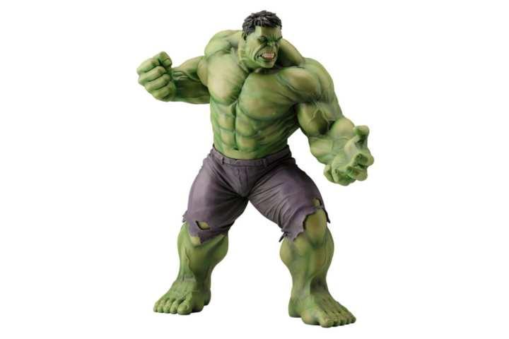 Green Hulk Figurine For Kids