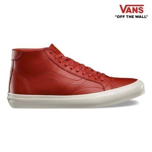 909b08834323b1 Vans Red Vn0A2Z5Pn6I Court Mid Dx Shoes For Men -7106