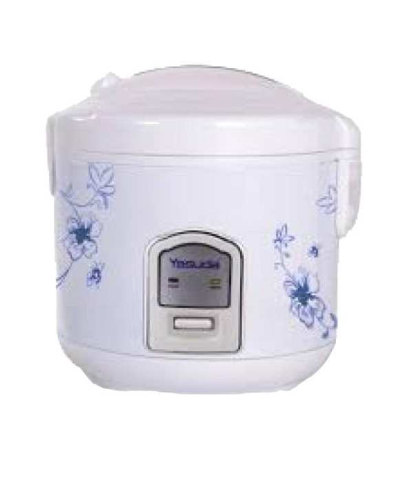Yasuda YS-150X 1.5 Litre Electric Rice Cooker- Blue/White