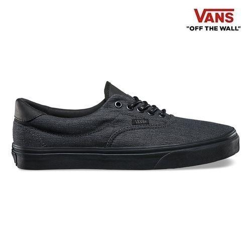 2da6ac6e2ea Vans Black VN0003S4I0E Era 59 Lace Up Shoes For Men -5312