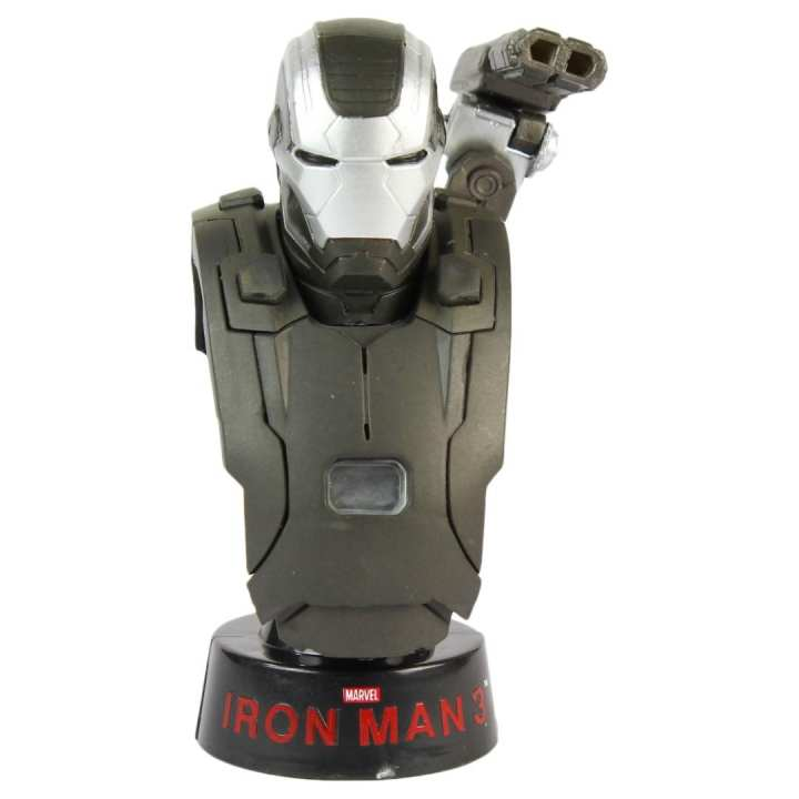 Iron Man Figurine Decorative Lamp- War Machine