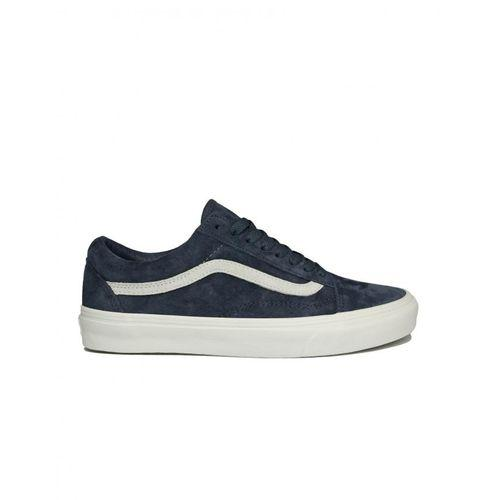 Vans Navy White VN0A38G1R1D Old Skool Lace up Shoes (Unisex) - 8110 6b9b9479a