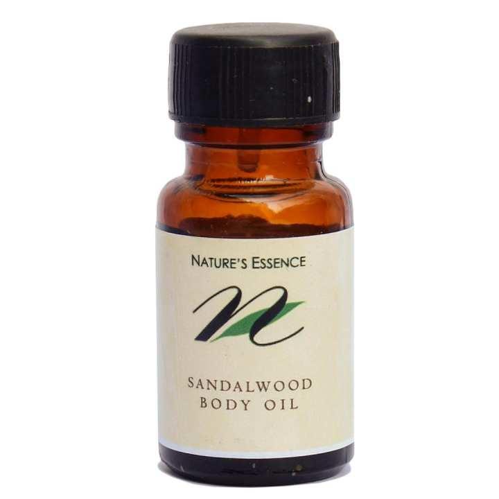 Nature's Essence Sandalwood Body Oil 12ml
