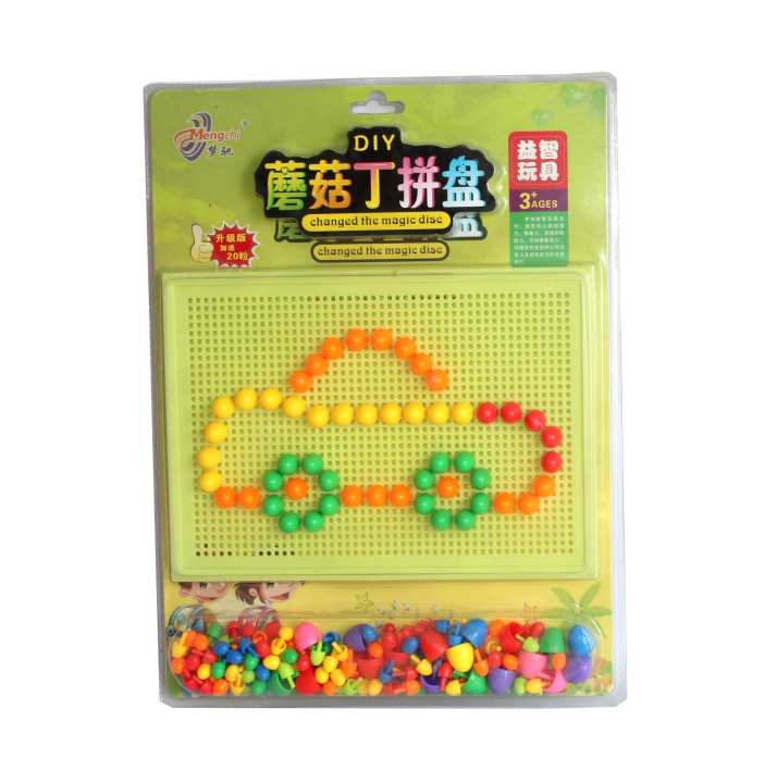 Mengchi  Multicolored Change The Magic Disc Game For Kids