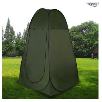 Army Green Portable Tent Camping