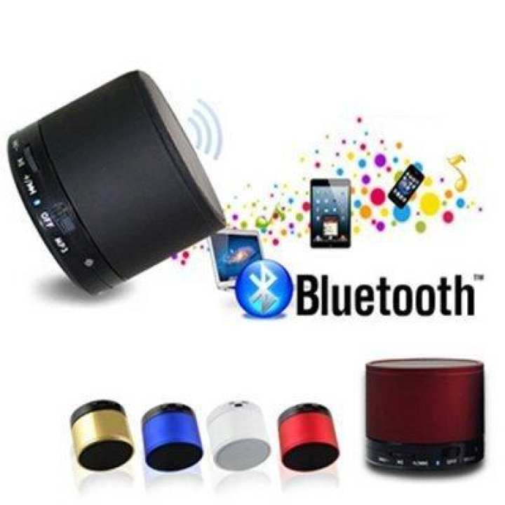 Music Mini Box Bluetooth Speaker