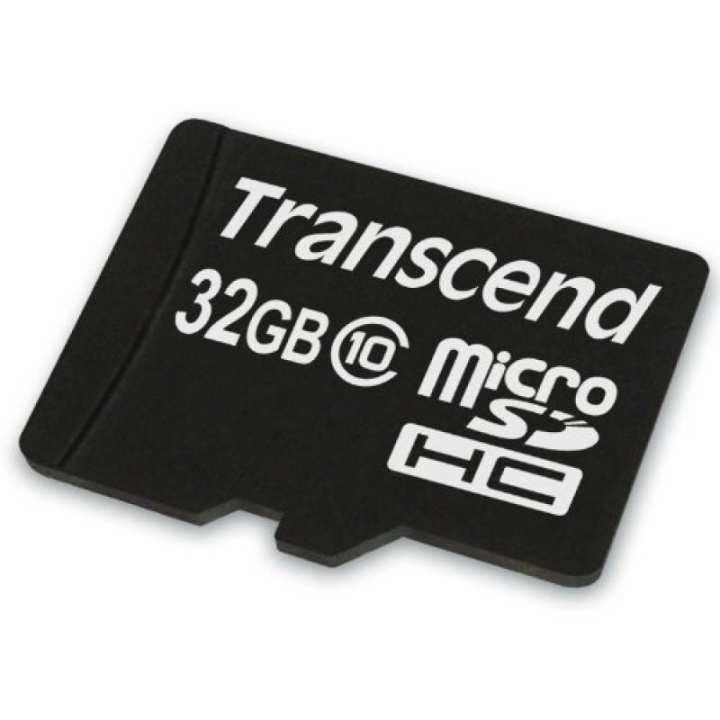 Transcend Micro SDHC Class 10 U1 32 GB Micro SD Card