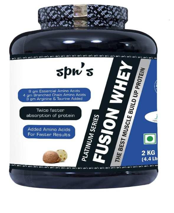 SAM Prolife Nutrition Fusion Whey