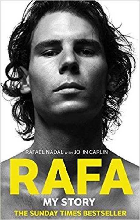 Rafa My Story-John Carlin, Rafael Nadal
