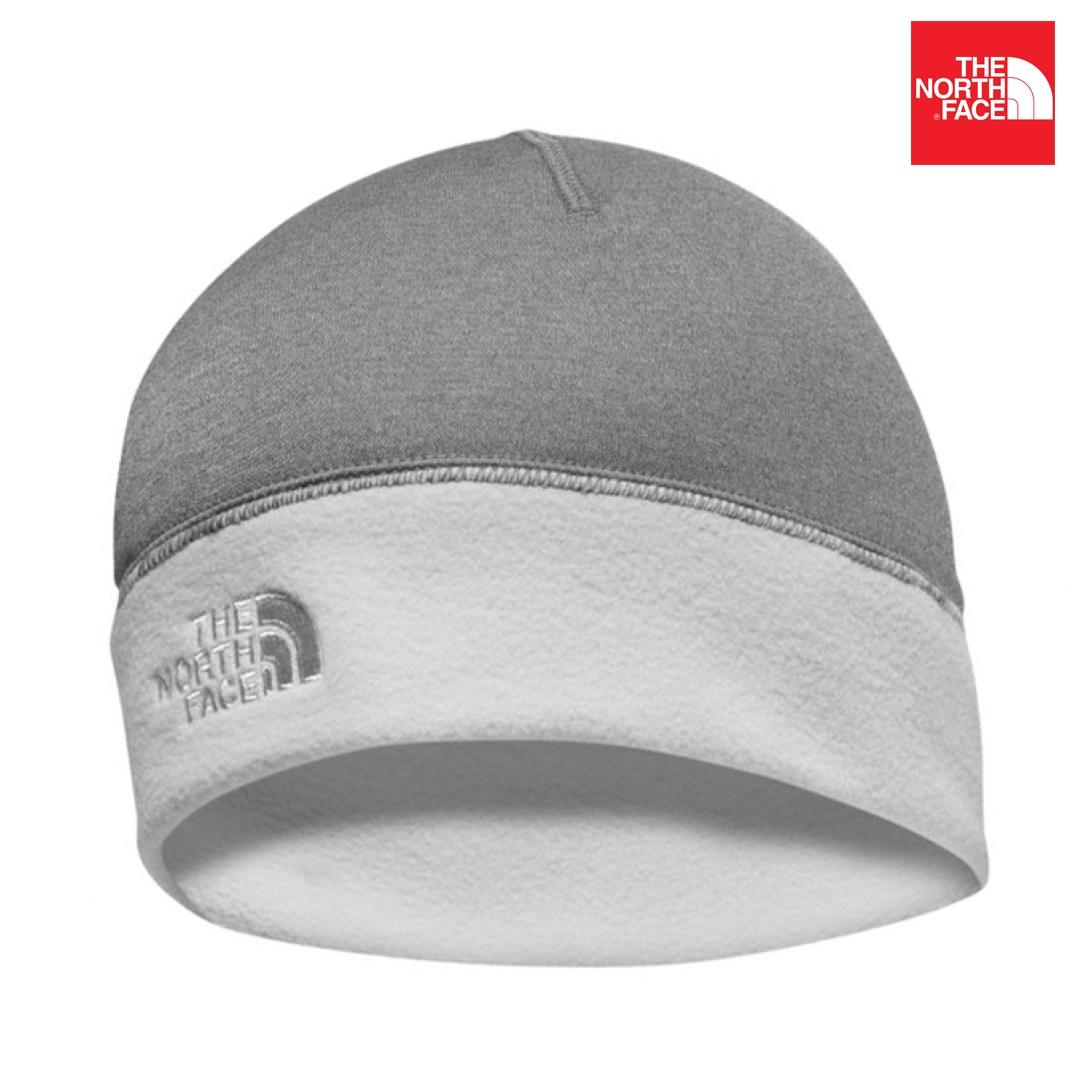The North Face CTJ0 Unisex Ascent Active Beanie- High Rise Grey Heather 938203387ec6