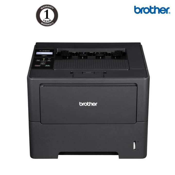 HL6180DW Wireless Monochrome Printer