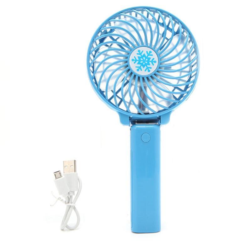 Rechargeable Hand Mini Fan