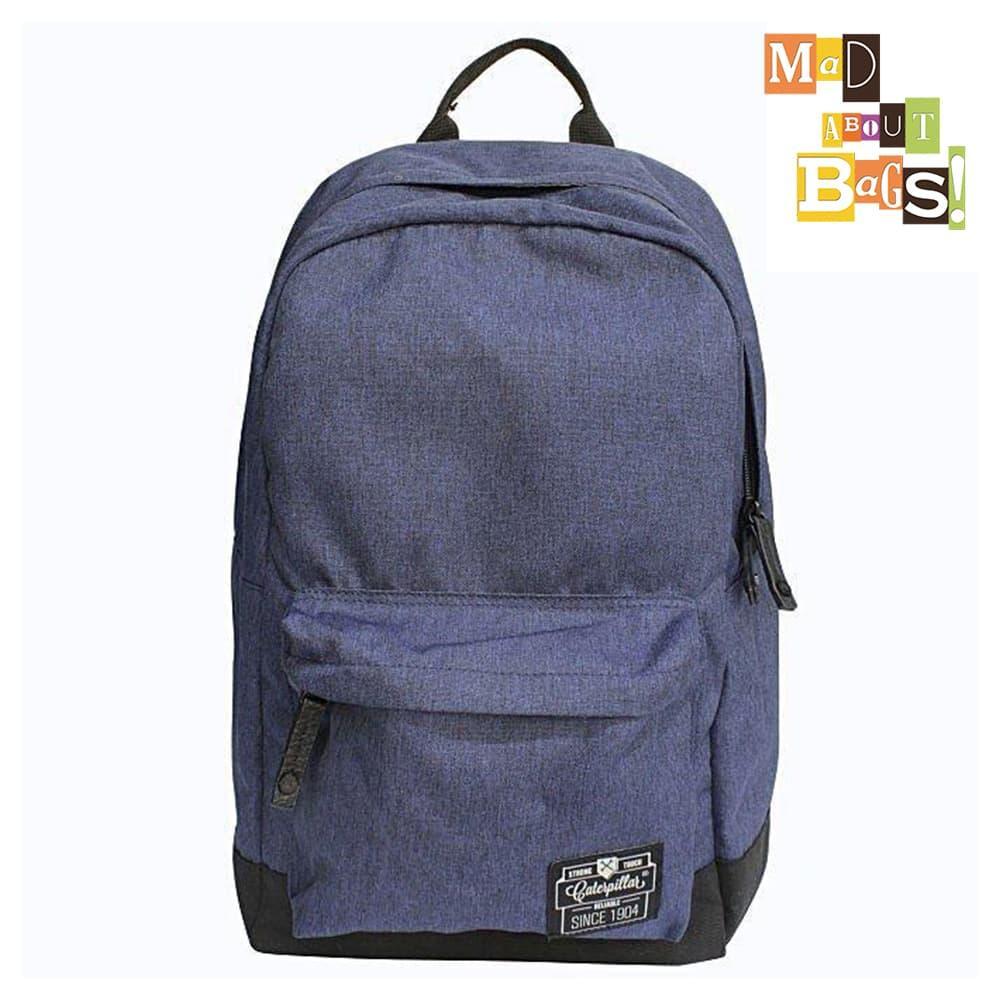 Cat Blue Plowing Backpack For Men (CAT83141-358BL) 2dbf7628f1adb