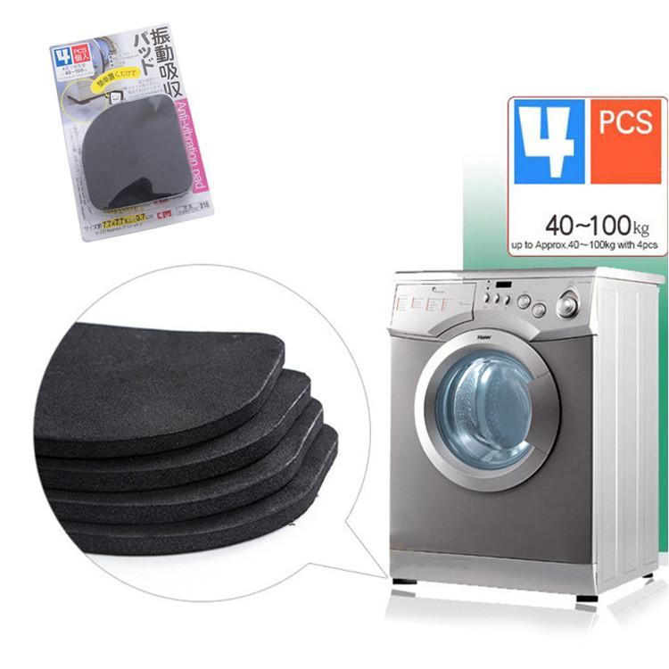 Multifunctional Refrigerator Washing Machine Anti Vibration Platforms Floor Mats