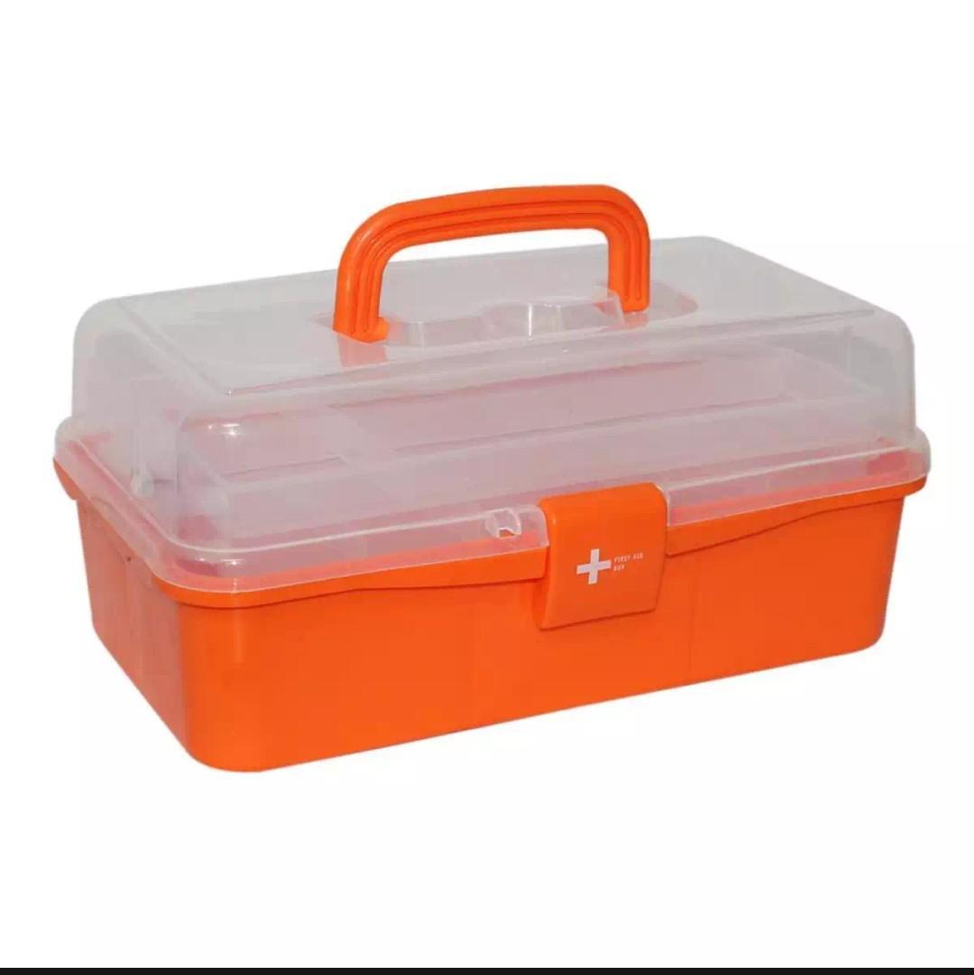 First Aid Box 12