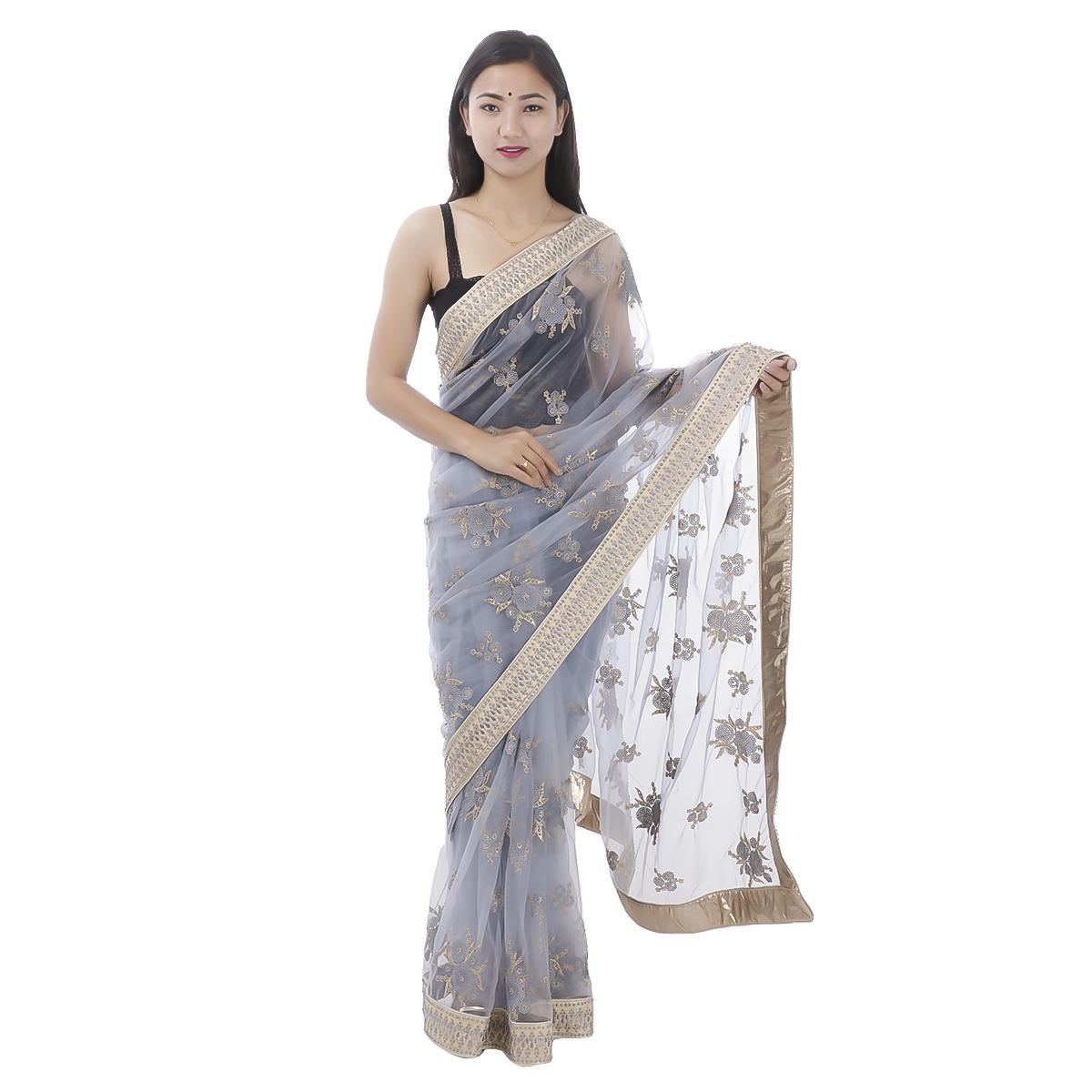 483647638638ab Designer Saree Price in Nepal - Nepali Saree Collection 2019 - Daraz ...