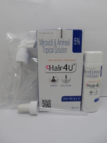 Hair 4U 5% Solution (Minoxidil 5%)