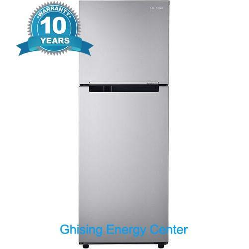 Samsung RT28K3022SE 253 L 2 Star Frost Free Double Door Refrigerator -  (Silver)