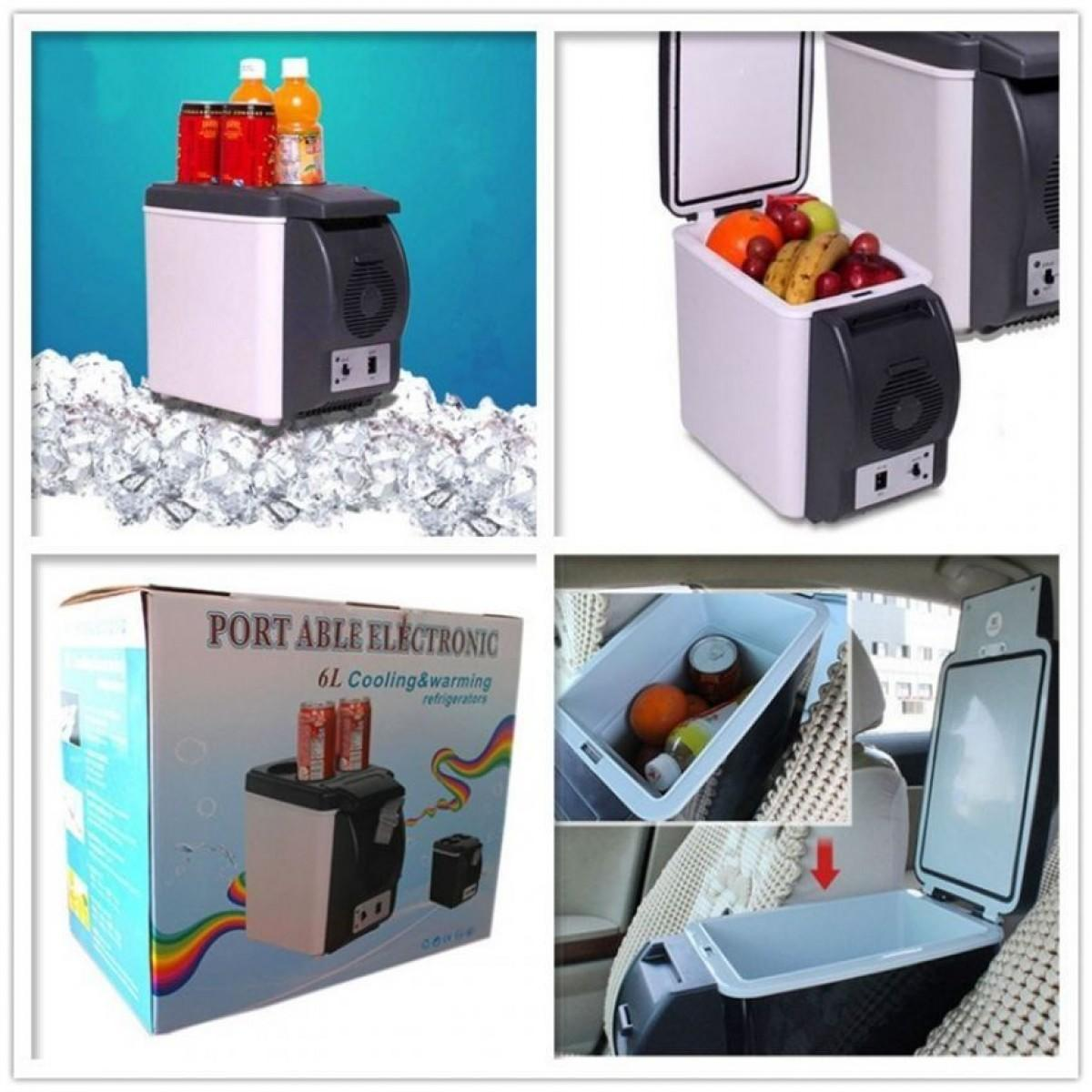 Mini Fridge For Car And Rural Health Post - Vaccine cooling DC