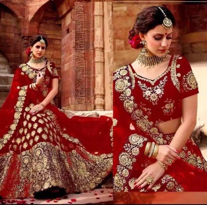 c7744c9ac4bc95 ... Silk Designer Party Wear Sarees For Women. Rs. 4,850. Nepal. ADD TO  CART. Brideal lehanga